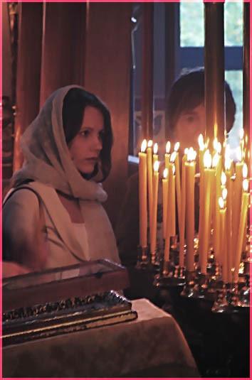 Молитва девушки 4