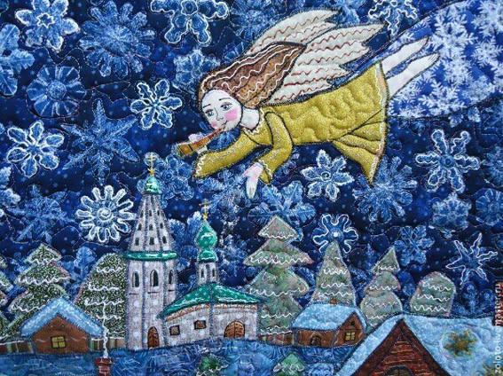 Ангел Рождества 2
