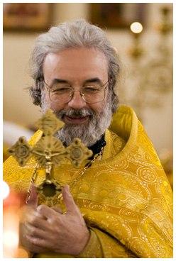 Священник Александр Ильяшенко