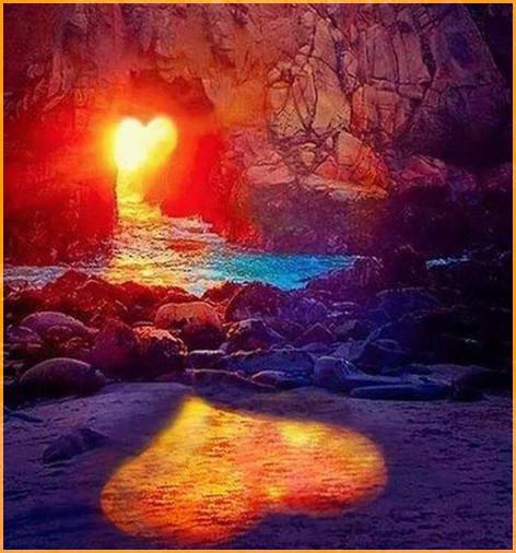 Свет любви