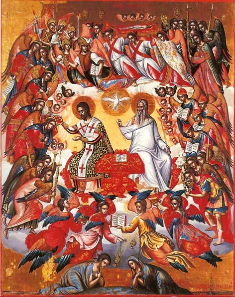 Божественная Литургия - Плюснин А.И