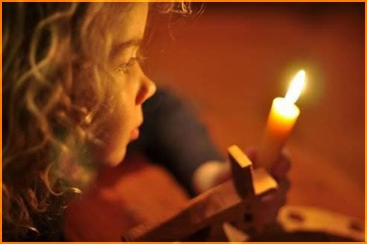 Молитва девочки 4