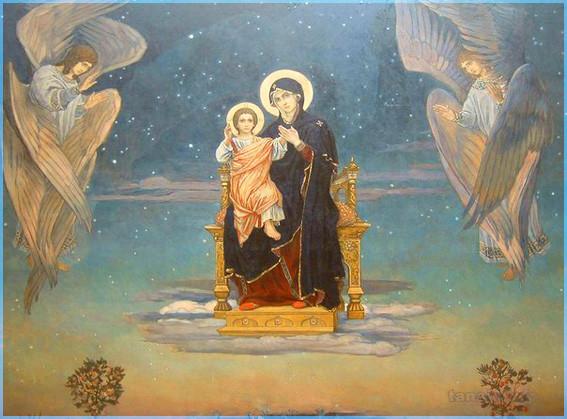 Пресвятая Богородица 6