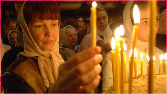 Молитва девушки 6