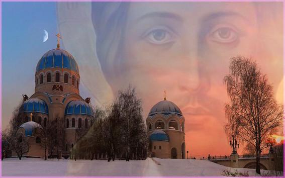 Господь и храм