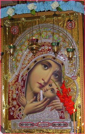 Икона Божией Матери 6