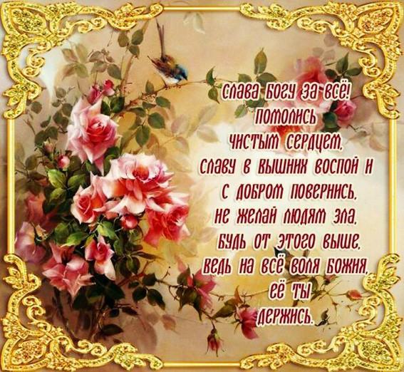 Слава Богу за всё 8