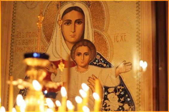 Пресвятая Богородица 9