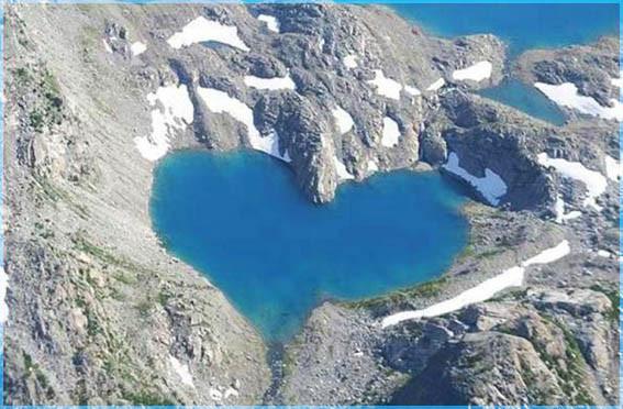 Озеро-сердце 1