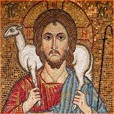 Господь Иисус Христос - пастырь