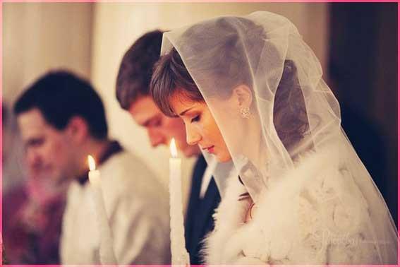 НА венчании