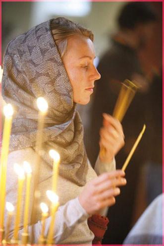 Молитва жены