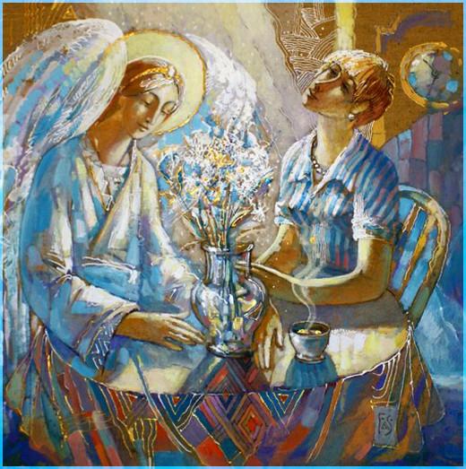 С Ангелом-хранителем