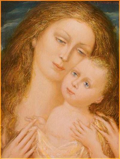 МАть и дитя 2