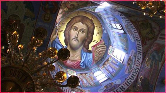 Господь на куполе 4