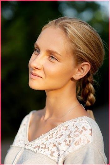 Актриса Ольга Сухарева