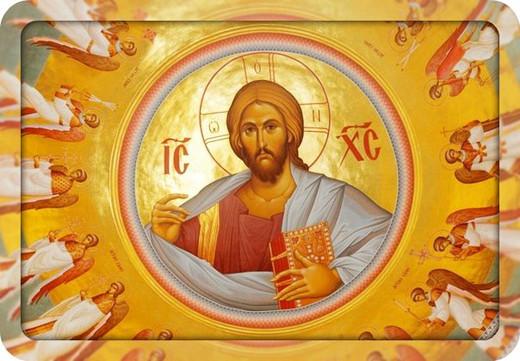 Господь на куполе 7