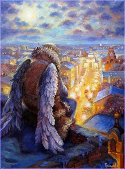 Родионов Игорь. Хранитель города