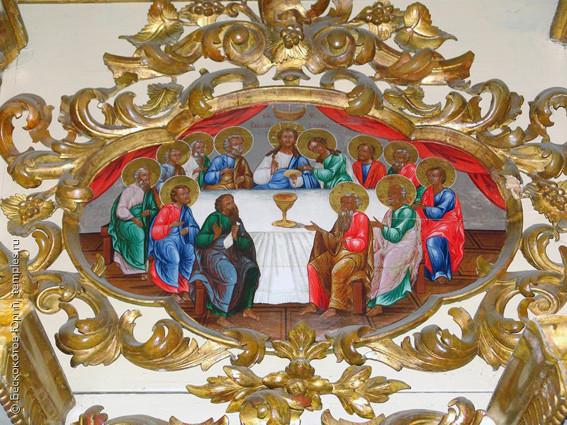 иконостас Никольской церкви в Нерехте