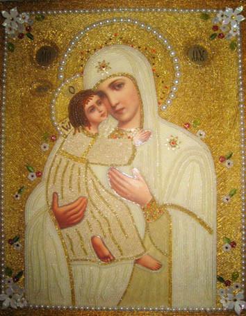 Икона Божией Матери 8