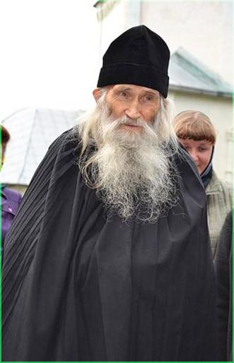 Схиархимандрит Илий (Ноздрин)