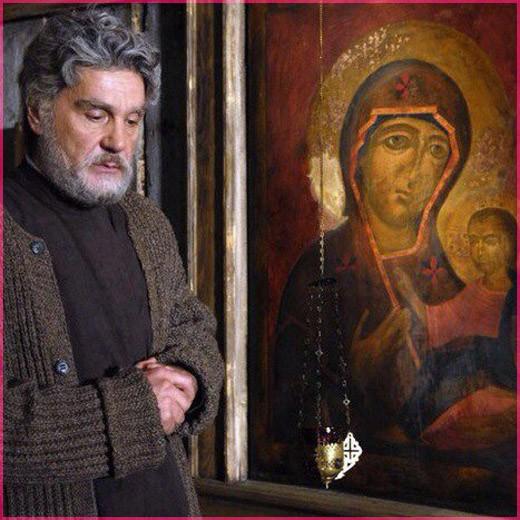 Молитва у иконы