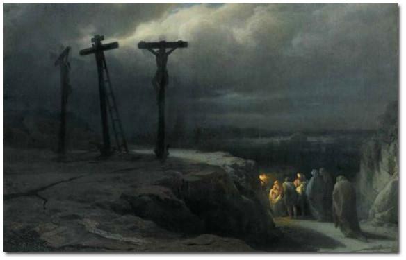 Верещагин В П Ночь на Голгофе