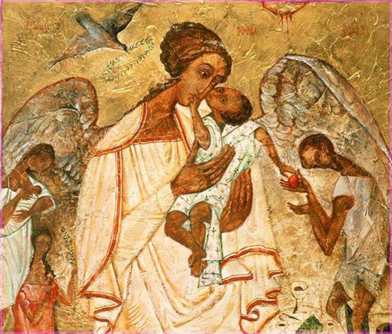 Душа и Ангел-хранитель