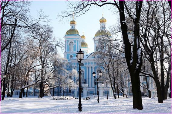 Никольский собор Санкт-Петербурга