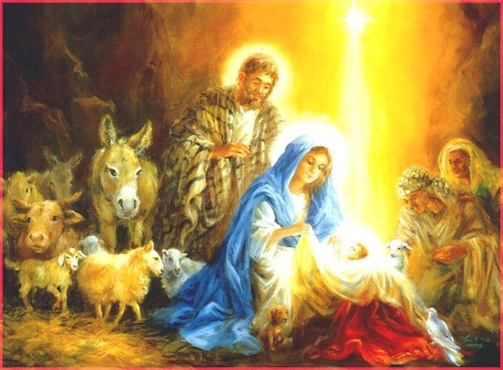 Рождество Христово 6