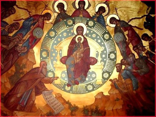 Икона Собора Божией Матери