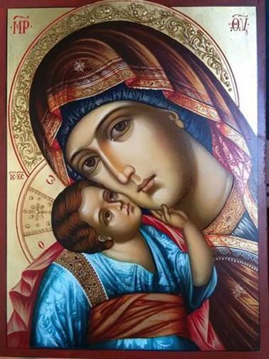 Икона Пресвятой Богородицы 20