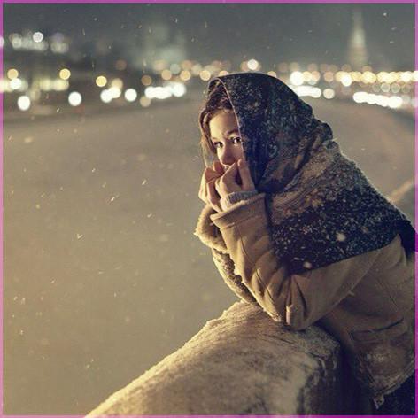Зимой 9