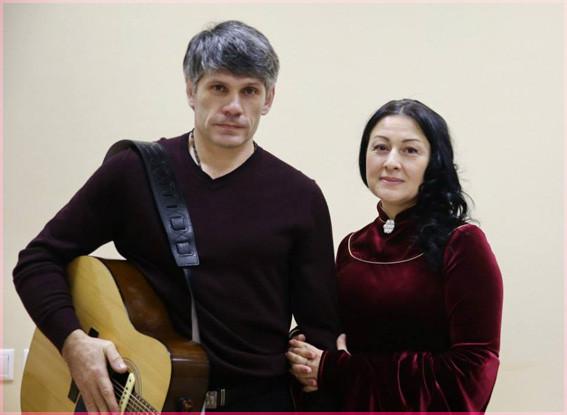 Вадим и Юлия Берёзовы