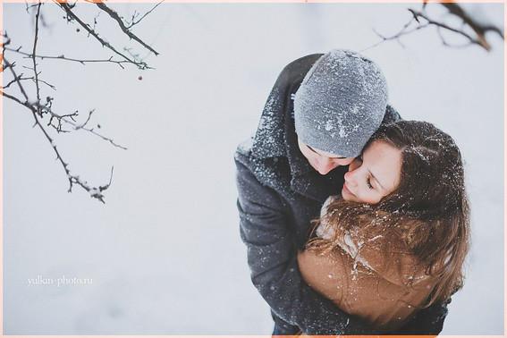 Зимой 5