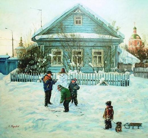 Зимой 1