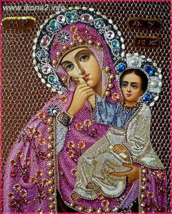 Икона Пресвятой Богородицы 7