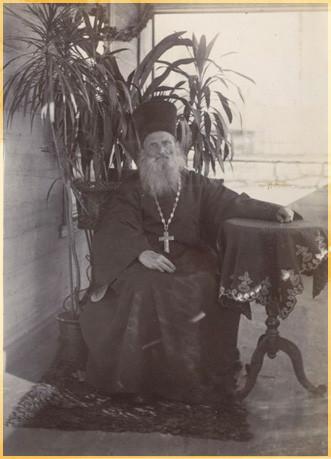 отец Гавриил Ястребов