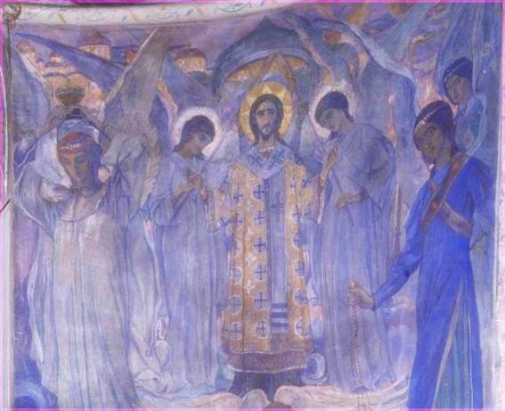 Господь и ангелы 5
