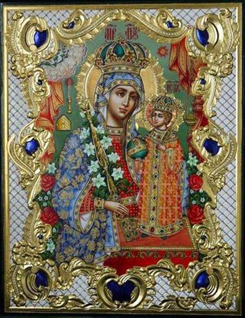Икона Пресвятой Богородицы 23
