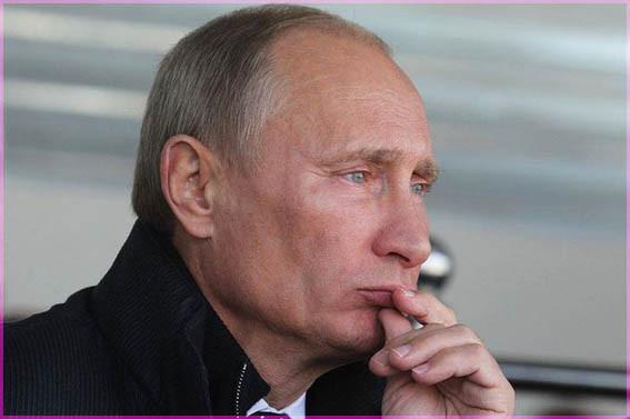 В В Путин