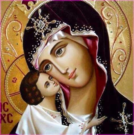 Икона Пресвятой Богородицы 24