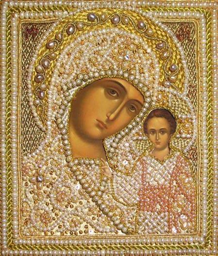 Казанская икона Божией Матери 15