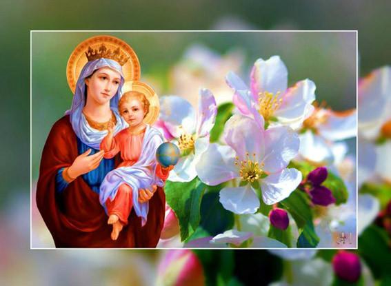 Икона Божией Матери 19