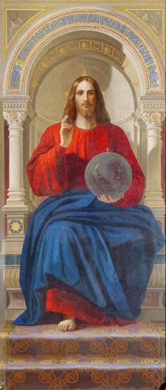 Господь на троне 3