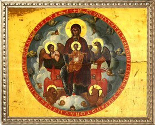 Похвала Пресвятой Богородицы 1