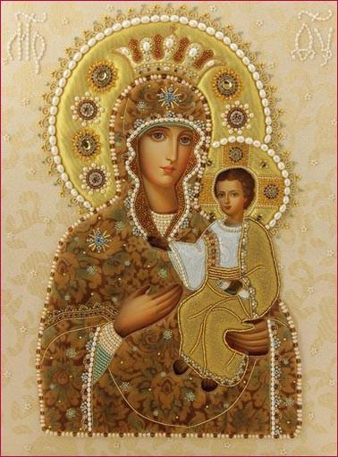 Икона Пресвятой Богородицы 26-1