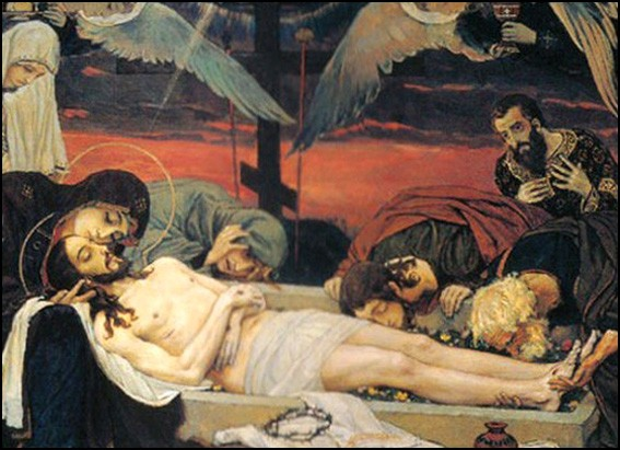 Погребение Господа 1