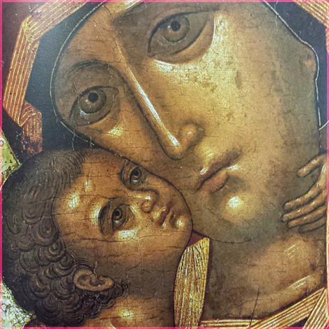 Икона Божией Матери 21