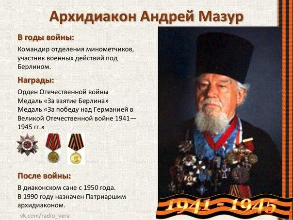 Архидиакон Андрей